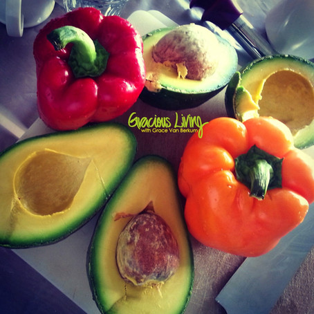 GLO Detox Gazpacho Recipe  (raw, vegan)