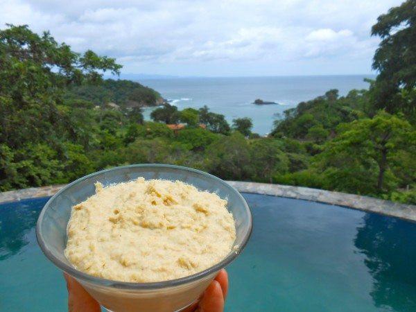 Gracious Living Orange Jalapeno Hummus-Grace Van Berkum