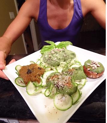 Grace Van Berkum-raw, vegan, plant-based lifestyle