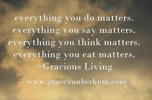 Gracious Living with Grace Van Berkum