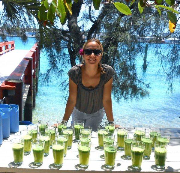 Gracious Living Food Cleanse-Bahamas