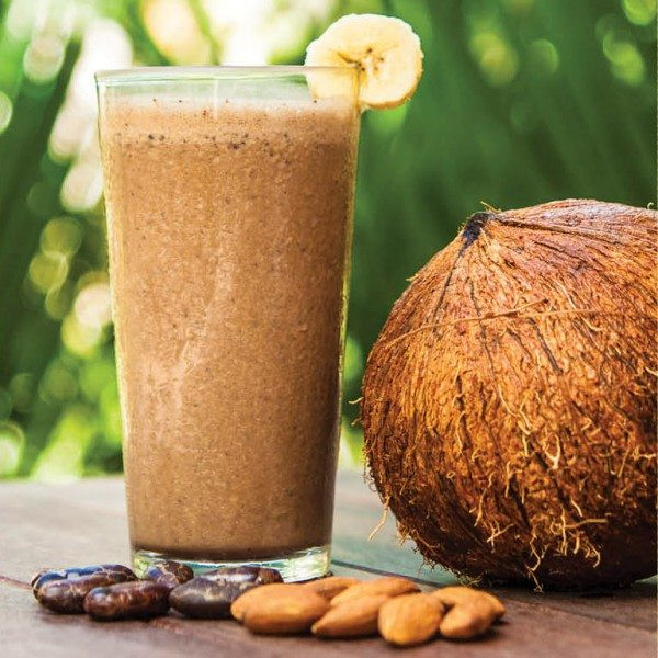 coconut-smoothy