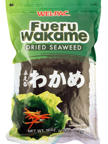 Gracious Living-Benefits of Wakame Seaweed