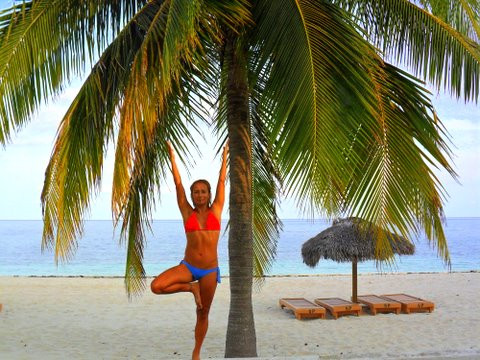 Gracious Living yoga Nicaragua