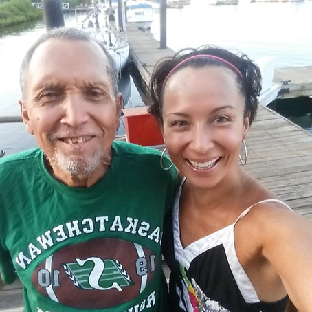 My 19 Day Adventurous Retreat Journey in Nicaragua With My Daddy Who Has Alzheimer's