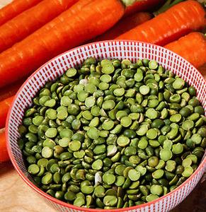 Gracious Living Split Green peas
