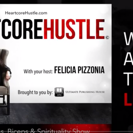 Podcast Interview: Heartcore Hustle with Grace