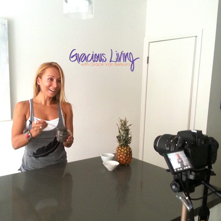 Gracious Living TV: CHIA GEL