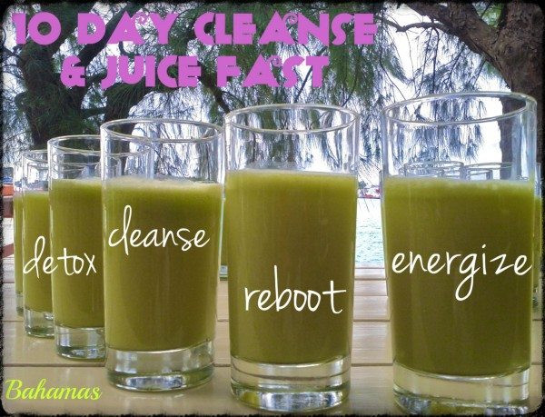Gracious Living Juice Recipes