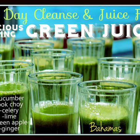 3 Gracious Living Detox Juice Recipes