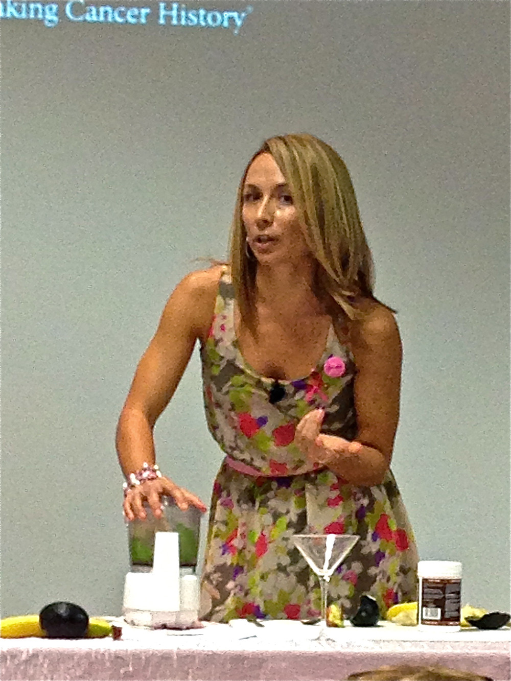 Grace Van Berkum-Gracious Living-nutritionist
