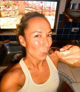Grace Van Berkum-healthy almond butter