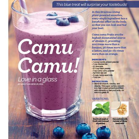 GLO Superfood Camu Camu Smoothie