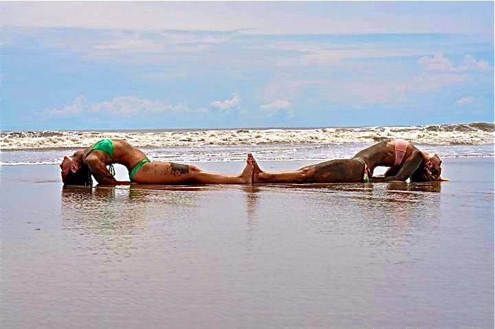Grace Van Berkum- Gracious Living Yoga-Nicaragua