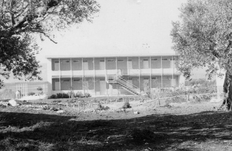 חדרי המלון הראשונים 1967