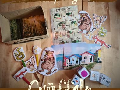 Grüffelo- Buchprojekt