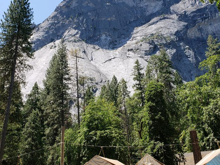 Travel and Write: Yosemite National Park