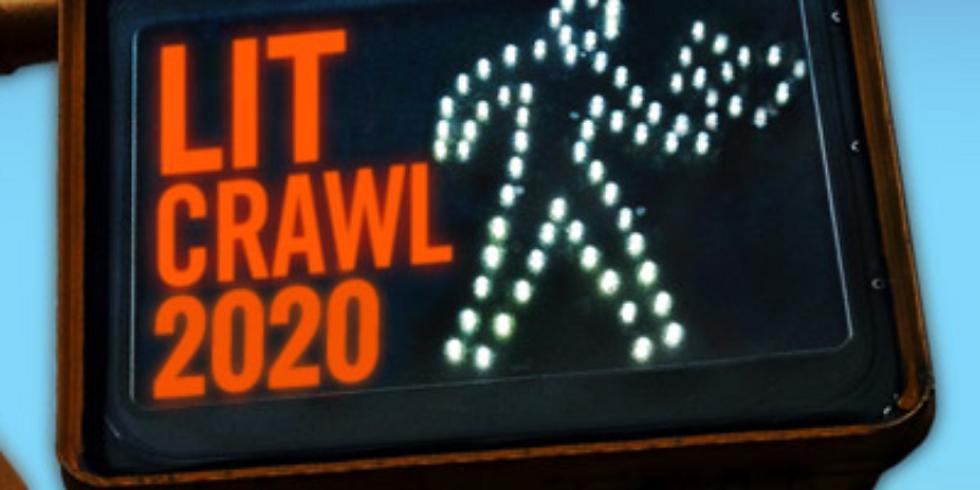 Lit Crawl 2020