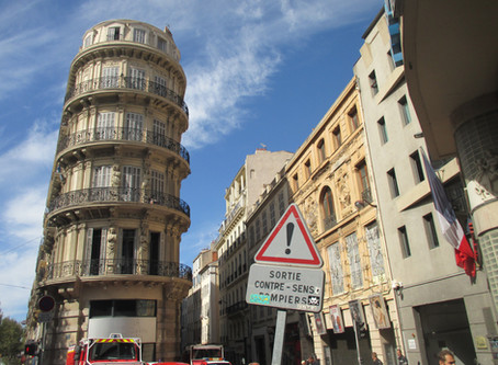 Living Abroad: Stop & Smell the Concrete