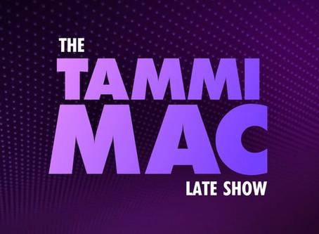 Faraji Live on the Tammi Mac Show