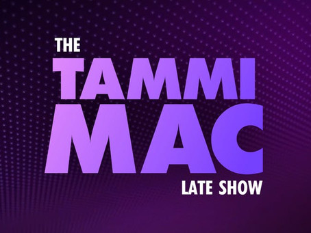 Faraji Live on the Tammi Mac Show
