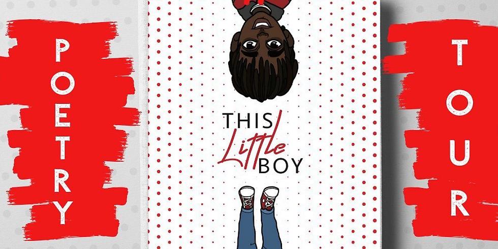 'This Little Boy' Book Release by Brandon Allen