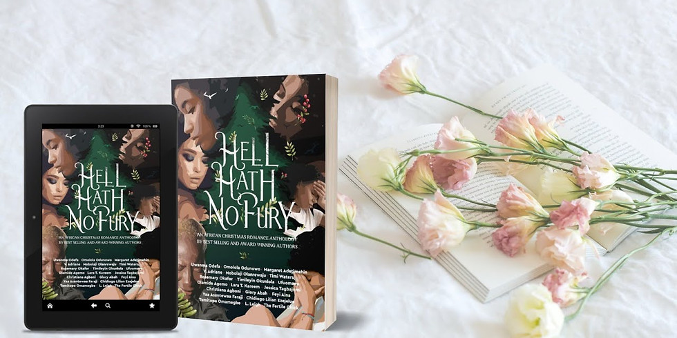 Book Tour: Hell Hath No Fury African Christmas Romance Anthology