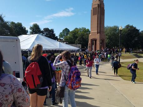 Columbus State University's Fall Enrollment Sets New Record