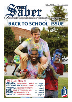 The Saber: Back to School Issue