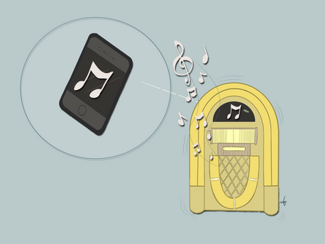 An Old-School Music Experience