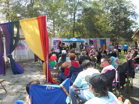 Columbus' Growing Pride: Columbus LGBT 19th Pride Festival