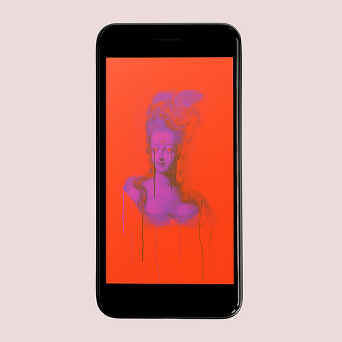 MARIE THE GHOUL Phone Wallpaper Download