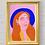 Thumbnail: 3-EYED WOMAN Print