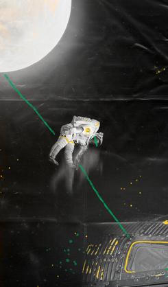 Space Man Down