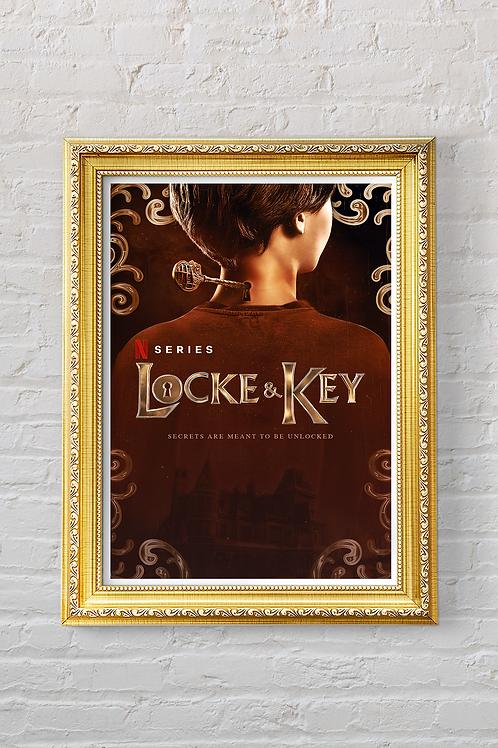 LOCKE & KEY Print