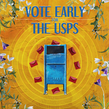 Vote Early for the USPS