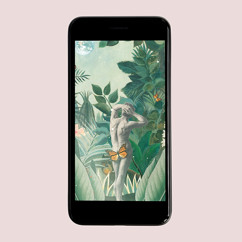 PLANET SPRING Phone Wallpaper Download