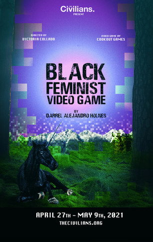 Black Feminist Video Game