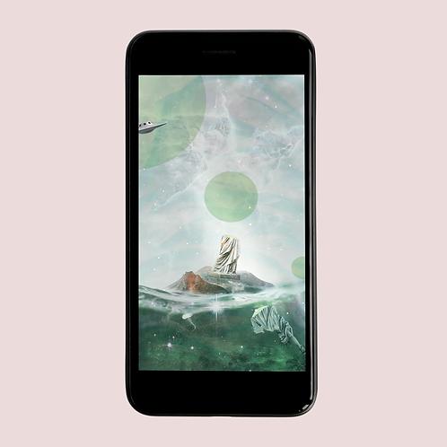 LIBERTY ISLAND Phone Wallpaper Download