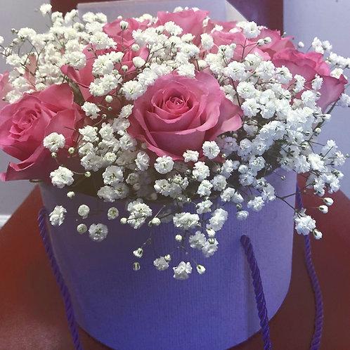 Dark Engagement Rose's