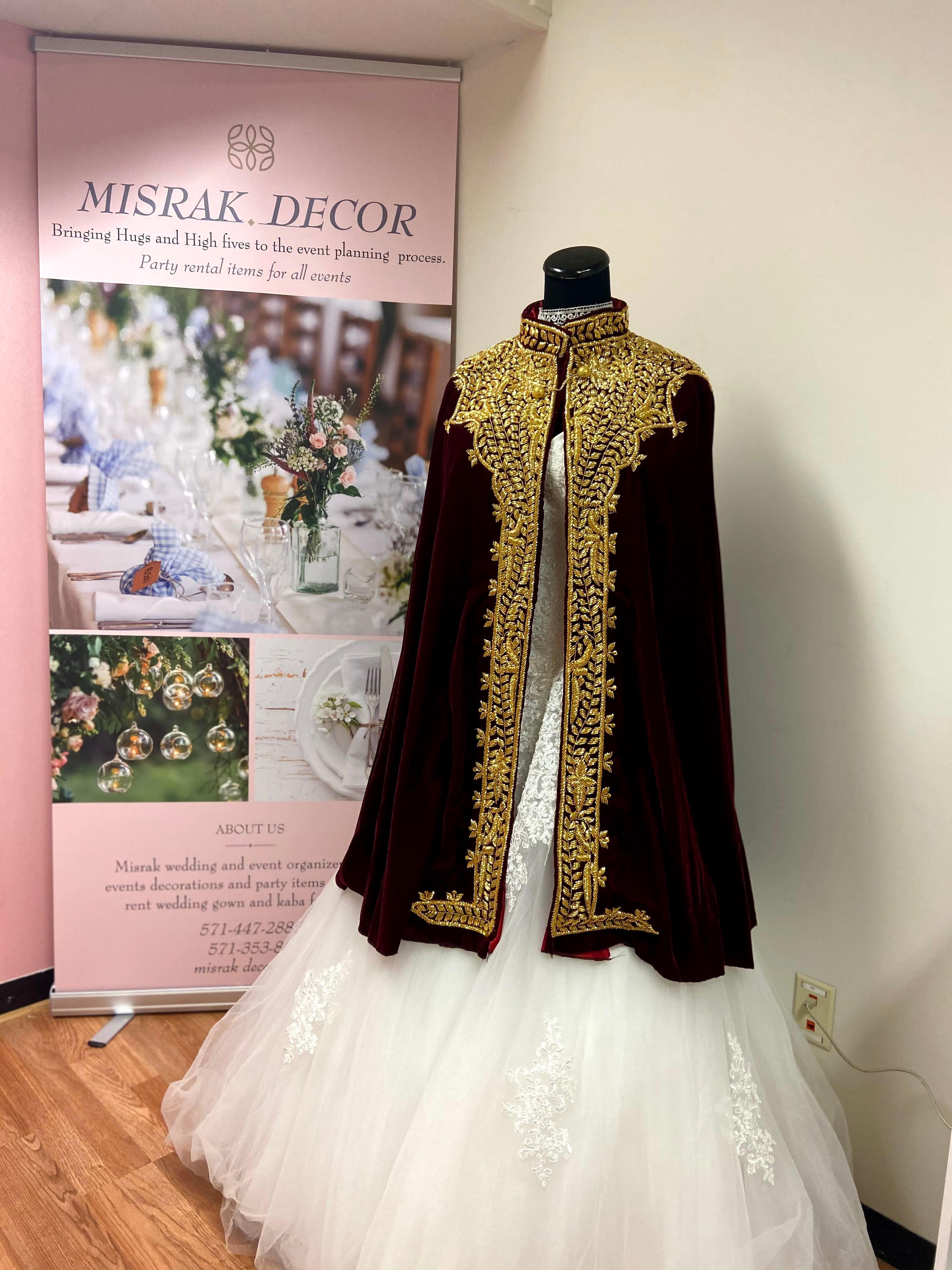 Ethiopian /Eritrean wedding kaba