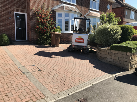 Complete Driveway Replecement | Allestree | Resin Driveway