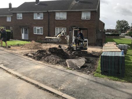 Driveway SOS | Burton | Block Paving