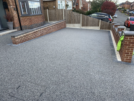 Stoney to Homely | Resin Bound Driveway