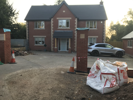Total Rip Out! | Allestree | Resin Bound Driveway