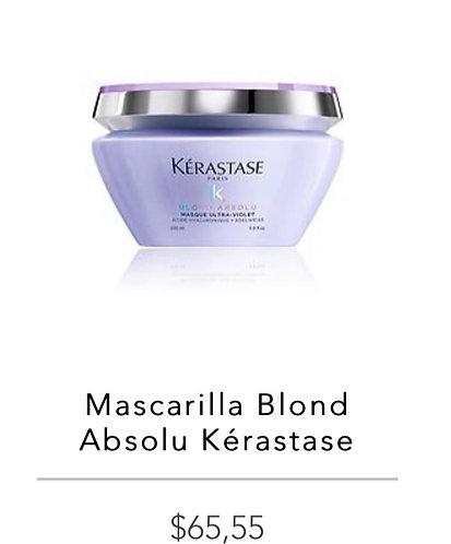 Mascarilla Blonde Absolu Kérastase