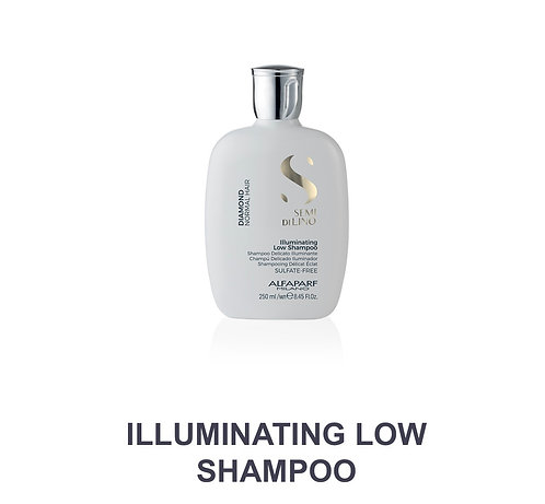 Semi de lino Diamond Shampoo