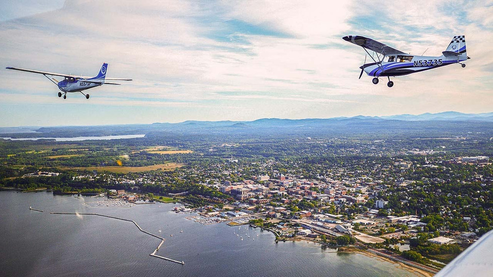 Vermont Flight Academy, Vermont's Premiere Full-Service Flight School