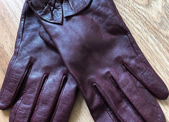 Butter Soft Leather Gloves