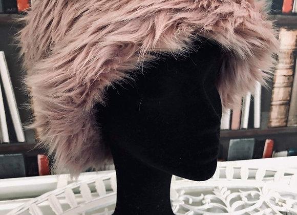 New Faux Fur Hat